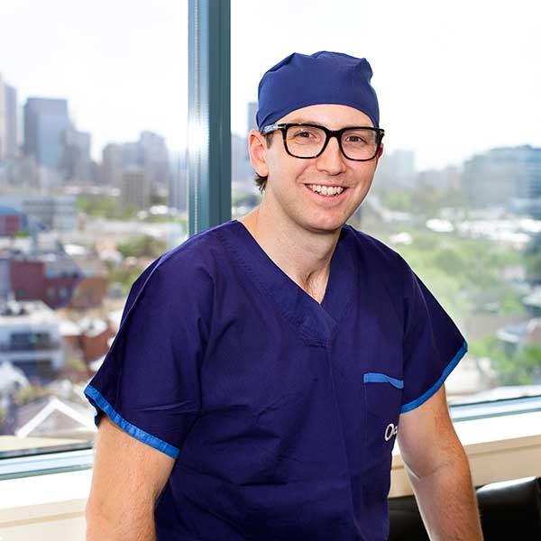 dominic robinson - Vascular and Endovascular Surgeon